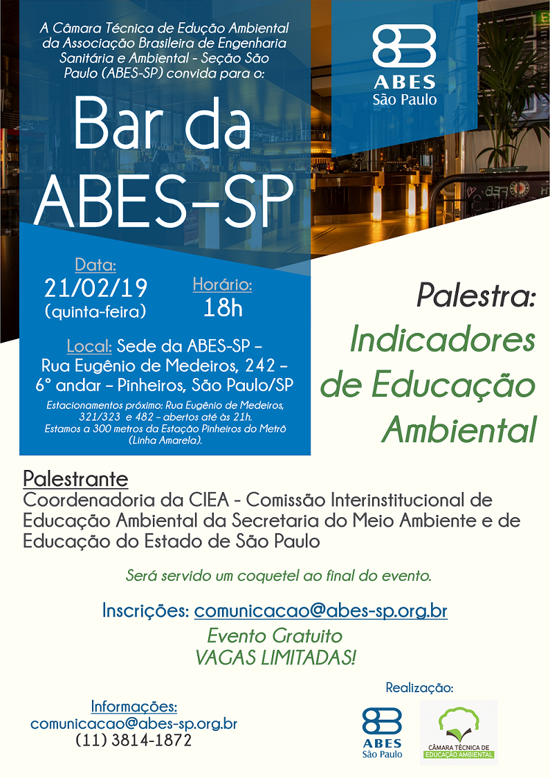 7º Bar da ABES-SP - CTEA - Copia